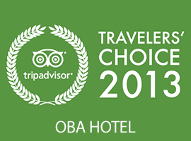 Tripadvisor Travellers Choice 2013